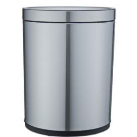 Ведро для мусора JAH 8 Л 6337 металлик