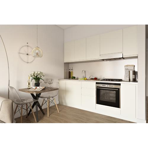 Кухня WILD Lux YAVOR белая