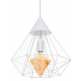 Лампа подвесная Prism P315 белая Atmolight