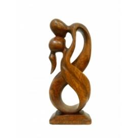 Статуетка Влюбленная пара, 14 видов (фа-ас-45).