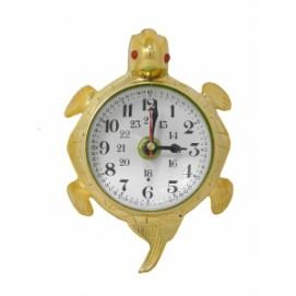 Часы латунные Черепаха  (фа-чл-30)