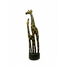 Статуетка Жираф с детенышем (фа-ж-85)