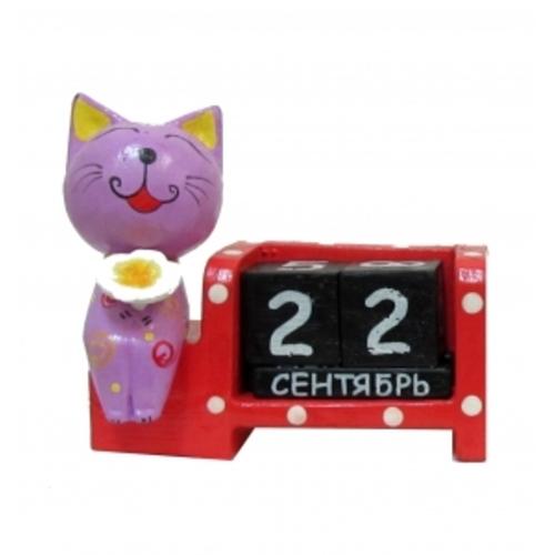 Календарь с маленькими животными (к-146)