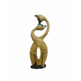 Статуетка Влюбленные котики (фа-кс-19)