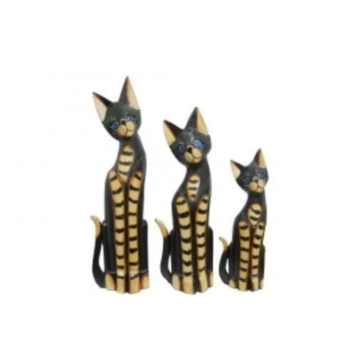 Набор котиков, 3 цвета (к-495, к-496, к-497)