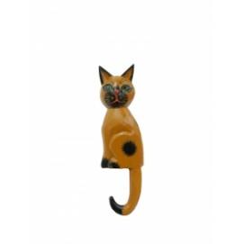 Котик свесил хвост вниз, 3 цвета (кн-179)