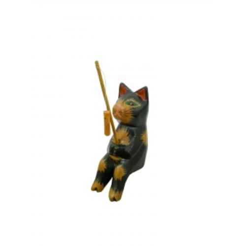 Кот-рыбак (кр-10)