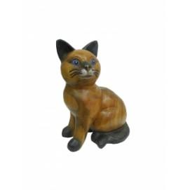 Кот манго смотрящий вполоборота (км-68)