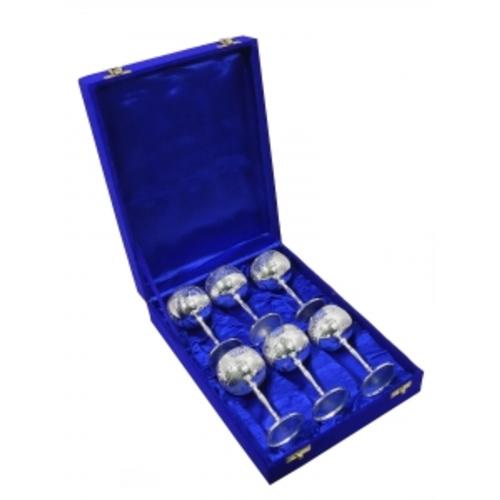 Набор рюмок в синей коробке (фа-нр-71)