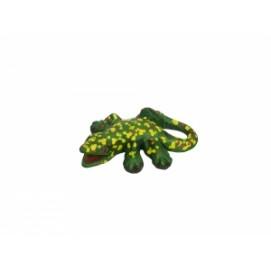 Свистулька: ящерица, 3 цвета (фа-см-59-4)