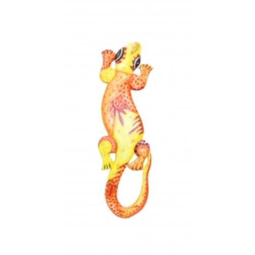 Статуэтка Ящерица цветная, 4 цвета (ФА-я-19)