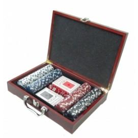 Игры: набор для покера (фа-и-09)