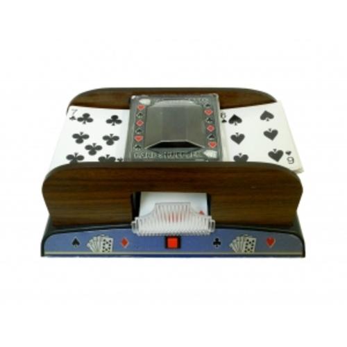 Машинка для покера: перемешивает карты (фа-и-10)