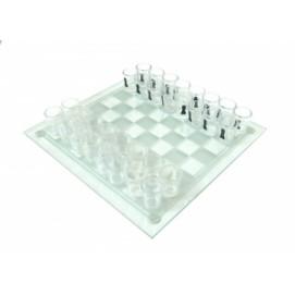 Стеклянные шахматы-стопки (сш-08)