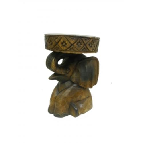 Слон манговый - подставка (см-56)