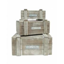 Полезные вещи: деревянный ящик для ниток, ножниц и т. д. (фа-пв-05, 06, 07)