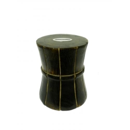 Копилка деревянная: бочка деревянная (кд-53)