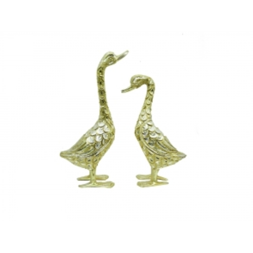 Статуетка Лебеди, пара (фа-ла-03)