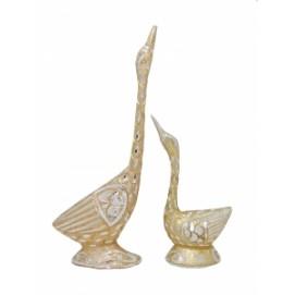 Статуетка Лебеди, пара (фа-ла-07)