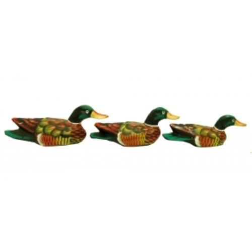 Набор, 3 утки мандаринки (ум-12, 13,14)