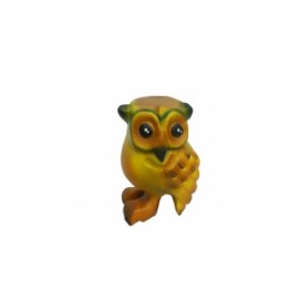 Свистулька: сова (фа-см-59-2)