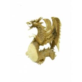 Статуетка Дракон с крыльями, 50см (фа-дс-25)