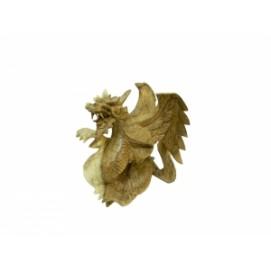 Статуетка Дракон с крыльями, 2 цвета (фа-дс-08)