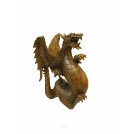 Статуетка Дракон с крыльями, 2 цвета (фа-дс-24)