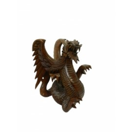 Статуетка Дракон с крыльями (фа-дс-09)