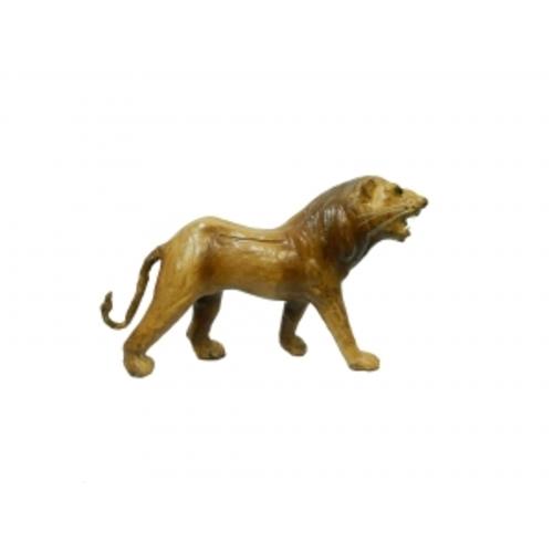 Статуэтка Кожаные животные: лев (кж-64)
