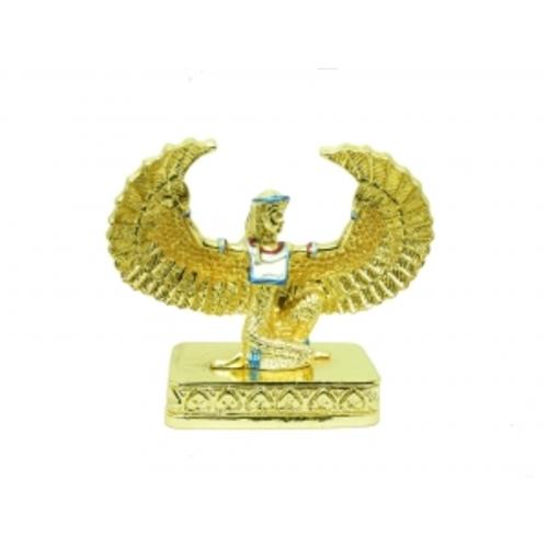 Статуетка Богиня Рут с крыльями, цветная (фа-жз-25).