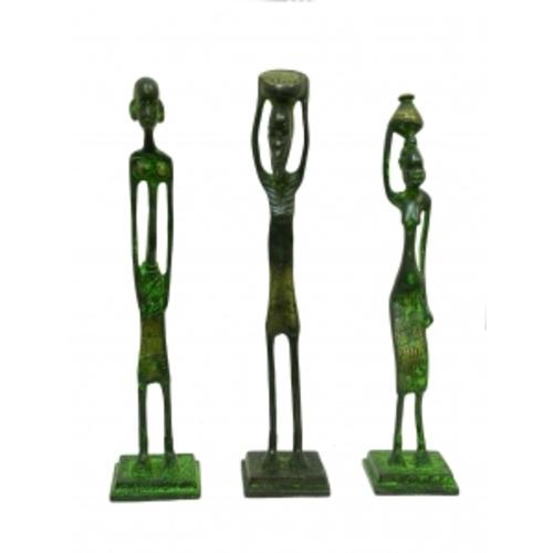 Статуетка Африканец худой (фа-ал-42).