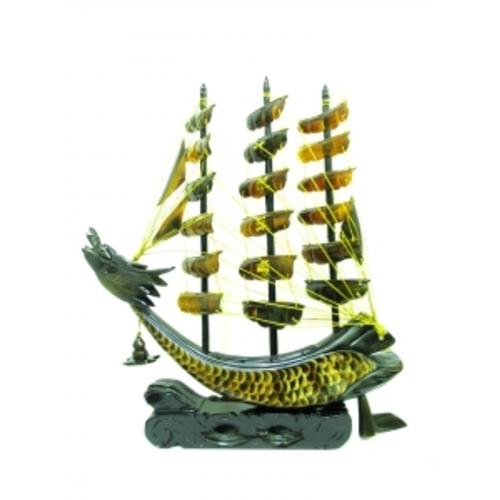 Китай корабль из рога  в виде птицы (фа-рг-19)