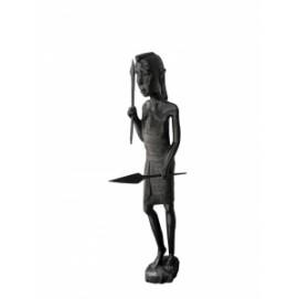 Статуэтка  масаи, 80см (ФА-фэ-22)