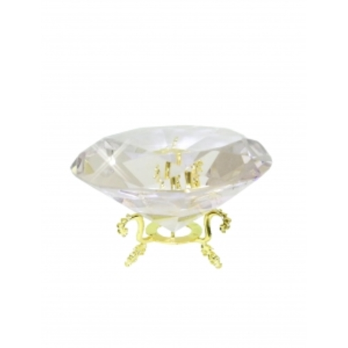 Статуэтка Хрустальное изделие бриллиант, мало граней 10см (ФА-хи-01)