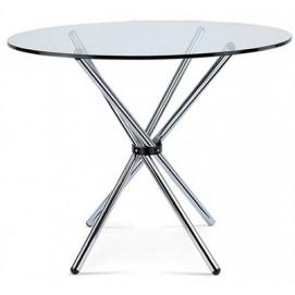 Стол обеденный Тог Mebelmodern прозрачный