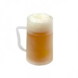 Кружка для пива с охлодителем набор 2 шт. 14,8х8,3х12 см WOW-23367