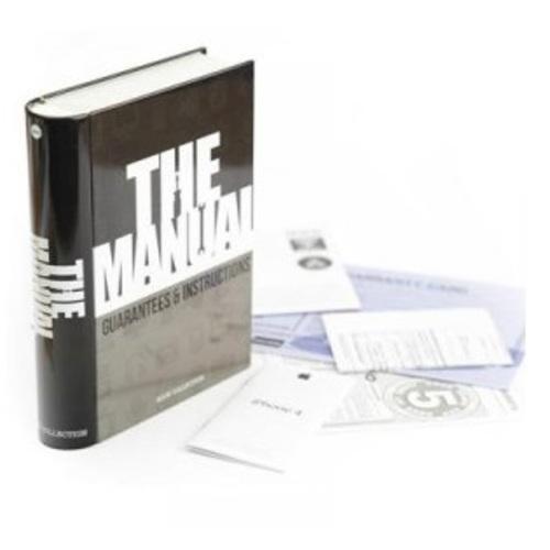 Сейф-книга The Manual 3,8х19х15см WOW-24932