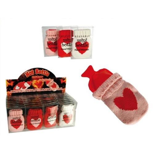 Подарок на 14 февраля - Грелка Hot Bottle 10-5232