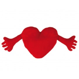 Сердце-подушка Объятия 62-6066