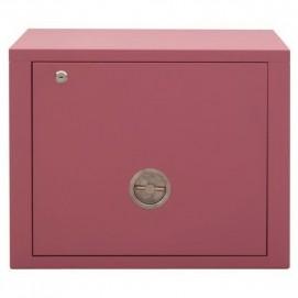Модуль-сейф однодверный розовый Stack 8008215149813 Seletti