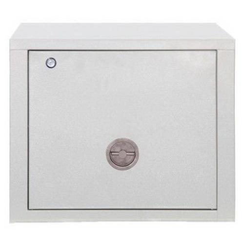 Модуль-сейф однодверный серый Stack 8008215449814 Seletti