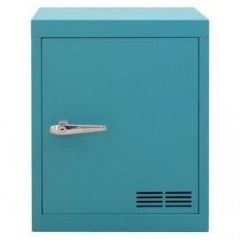Модуль-сейф однодверный голубой Stack 8008215349848 Seletti