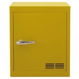 Модуль-сейф однодверный желтый Stack - 8008215149844 Seletti