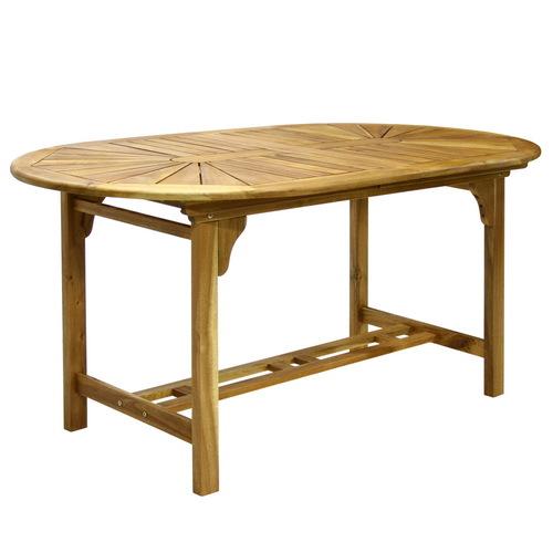 Стол обеденный натуральный 13183 Finlay