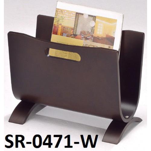 Газетница SR-0471 W Onder орех