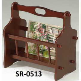 Газетница SR-0513 Onder орех
