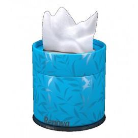 Renova салфетки косметические коробках 40шт. (голубые) 10061
