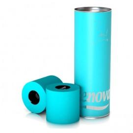 Renova туалетная бумага    голубой подарочный тубус 3 шт. 11983