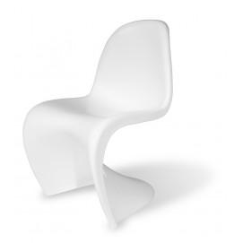 Стул Verner Panton Style Chair белый S00067 ОРИГИНАЛ